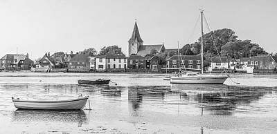 Photograph - Saxon Influence - Bosham by Hazy Apple
