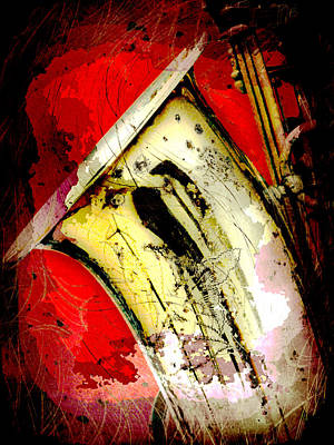 Saxophone Photograph - Saxophone by David G Paul