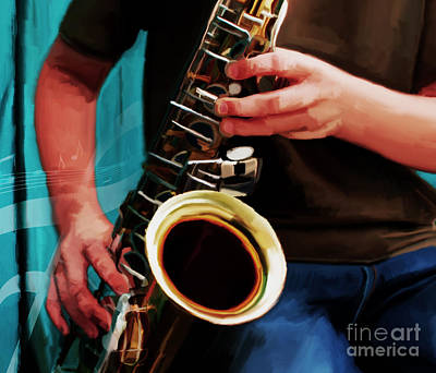 Saxophone Option1 Original by Gull G