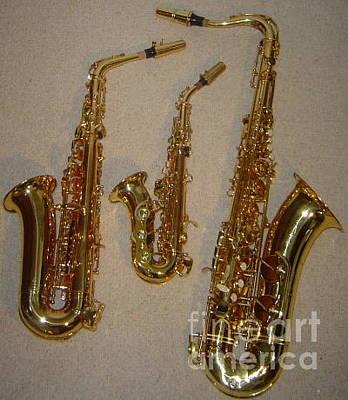 Saxophones Original