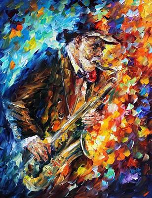Saxophonist Original