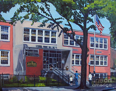 South Boston Painting - Sbca by Deb Putnam
