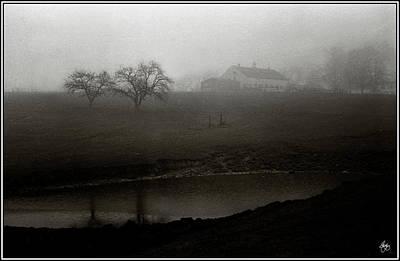 Photograph - Scamman Farm by Wayne King