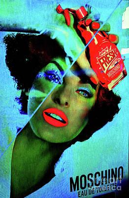Photograph - Scaparaat 1 Pop Version by Don Pedro De Gracia