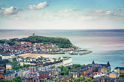 Photograph - Scarborough Days by Evelina Kremsdorf