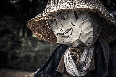 Photograph - Scarecrow by Stewart Scott