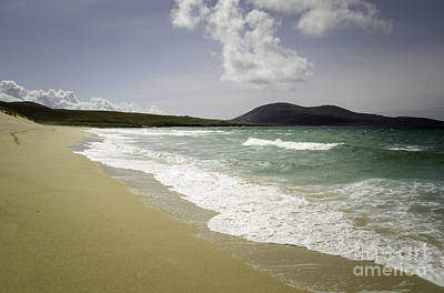 Isle Of Harris Wall Art - Photograph - Scarista Beach by Smart Aviation