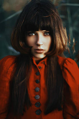 Striking Photograph - Scarlet Revamp by Alexander Kuzmin
