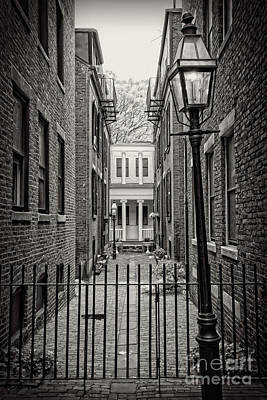 Photograph - Scarlett Ohara House by Charles Dobbs