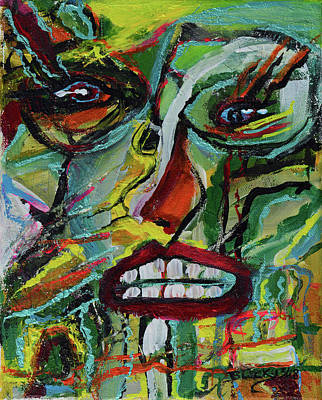 Mixed Media - Scars Of Survival by Donna Blackhall