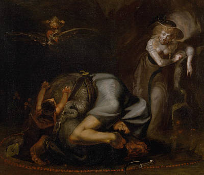 Painting - Scene Of Witches by Henry Fuseli