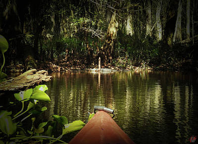 Photograph - Scenes From A Kayak, No. 11 by Elie Wolf