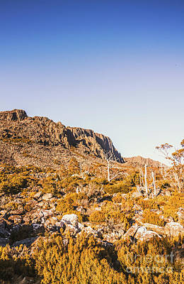 Photograph - Scenic Barren Range by Jorgo Photography - Wall Art Gallery