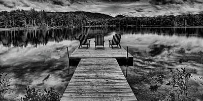 Photograph - Scenic Dock by David Patterson