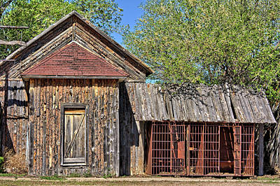 Photograph - Scenic Jail by Bonfire Photography