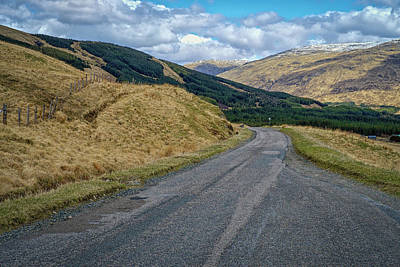 Photograph - Scenic Journey by Christopher Rees