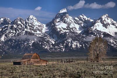 Photograph - Scenic Mormon Homestead by Adam Jewell