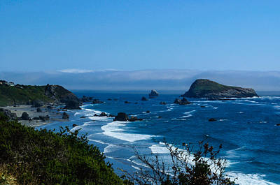 Photograph - Scenic Oregon Coast by Tikvah's Hope