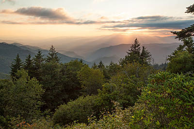 Photograph - Scenic Smoky Mountains by Doug McPherson