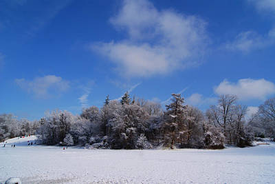 Photograph - Scenic Winter by Margie Avellino