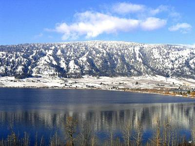 Photograph - Scenic Wood Lake by Will Borden