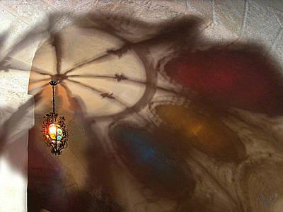 Schattenspiele Art Print by Renata Vogl