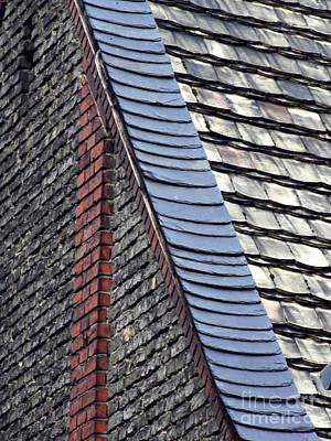 Photograph - Schierstein Geometrics 14 by Sarah Loft