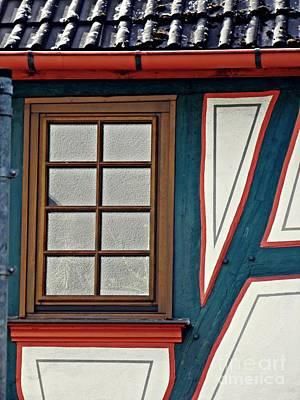 Photograph - Schierstein Geometrics 7 by Sarah Loft