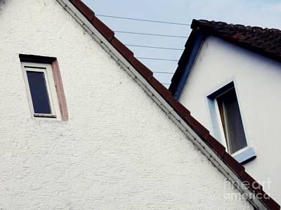 Photograph - Schierstein Geometrics 8 by Sarah Loft