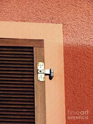 Photograph - Schierstein In Detail 2 by Sarah Loft