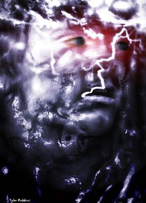 Depression Mixed Media - Schizophrenia by Tyler Robbins