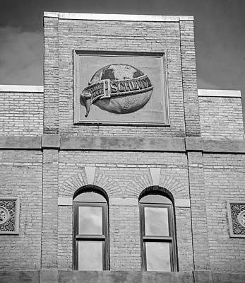 Photograph - Schlitz Brewing Company 2 by Susan  McMenamin