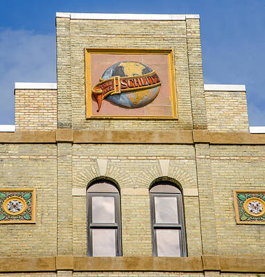 Photograph - Schlitz Brewing Company 3 by Susan McMenamin