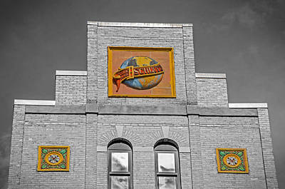 Photograph - Schlitz Brewing Company 4 by Susan  McMenamin