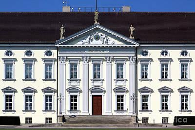 Photograph - Schloss Bellevue by John Rizzuto