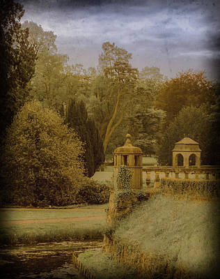 Photograph - Juchen, Germany - Schloss Dyck English Garden by Mark Forte