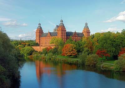 Photograph - Schloss Johannisburg  by Wikimediaimages