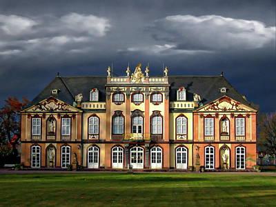 Photograph - Schloss Molsdorf by Anthony Dezenzio