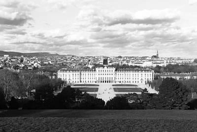 Cslanec Photograph - Schloss Schoenbrunn #1 - Vienna by Christian Slanec