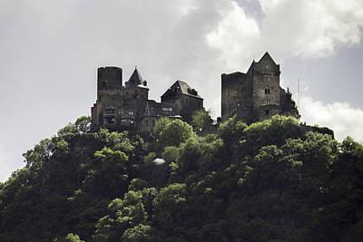 Teresa A Mucha Photograph - Schoenburg Castle 04 by Teresa Mucha