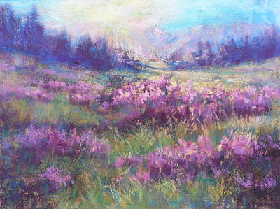 Painting - Schofield Morning I by Becky Chappell