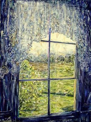 Painting - Schoharie by Caroline Krieger Comings