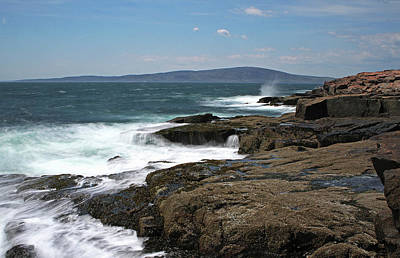 Photograph - Schoodic Peninsula by Juergen Roth
