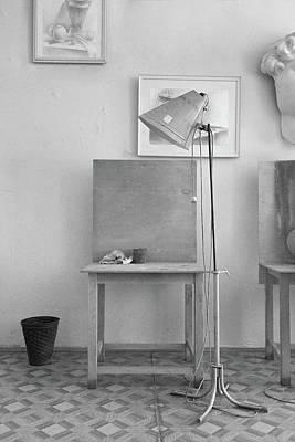 Photograph - Art School #2819  by Andrey Godyaykin