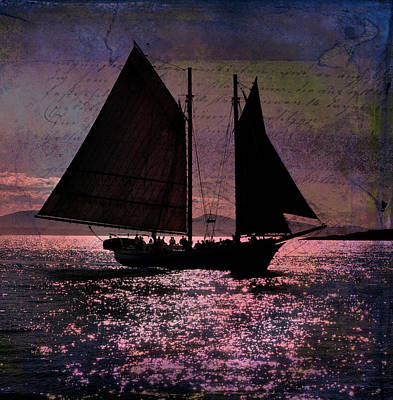 Photograph - Schooner Mercantile by Fred LeBlanc