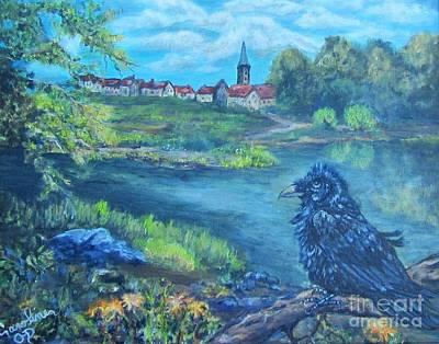 Painting - Schwabach Statthalter by Caroline Owen-Doar
