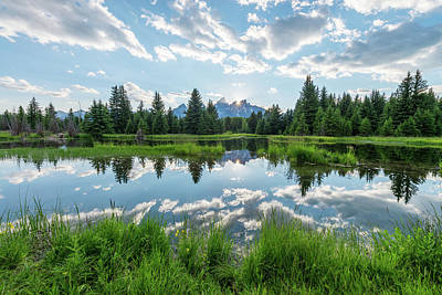 Photograph - Schwabacher's Landing by Dustin LeFevre