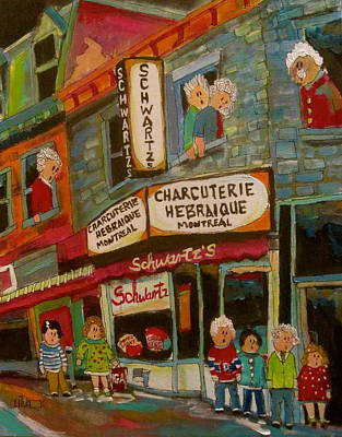 Schwartz's Neighbourhood Original
