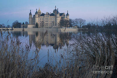 Photograph - Schwerin Castle 1 by Rudi Prott