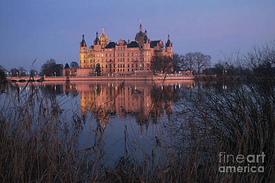 Photograph - Schwerin Castle 2 by Rudi Prott
